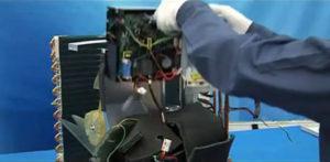 格力空调室外机